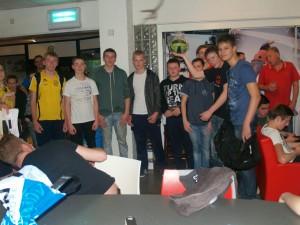 Jongens C van De Vennen/SBC2000, 3e